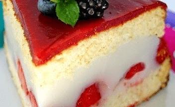 Notre recette de chef : le fraisier