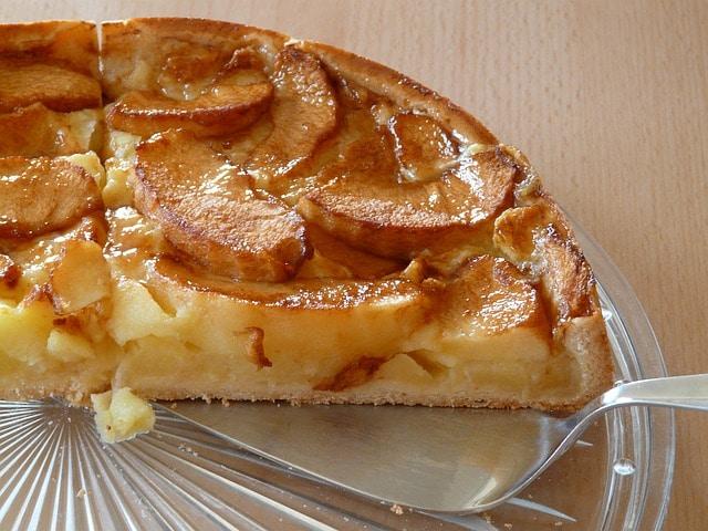 Gâteau à la pomme