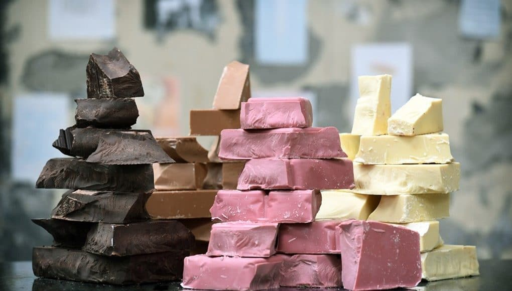 Chocolat ruby